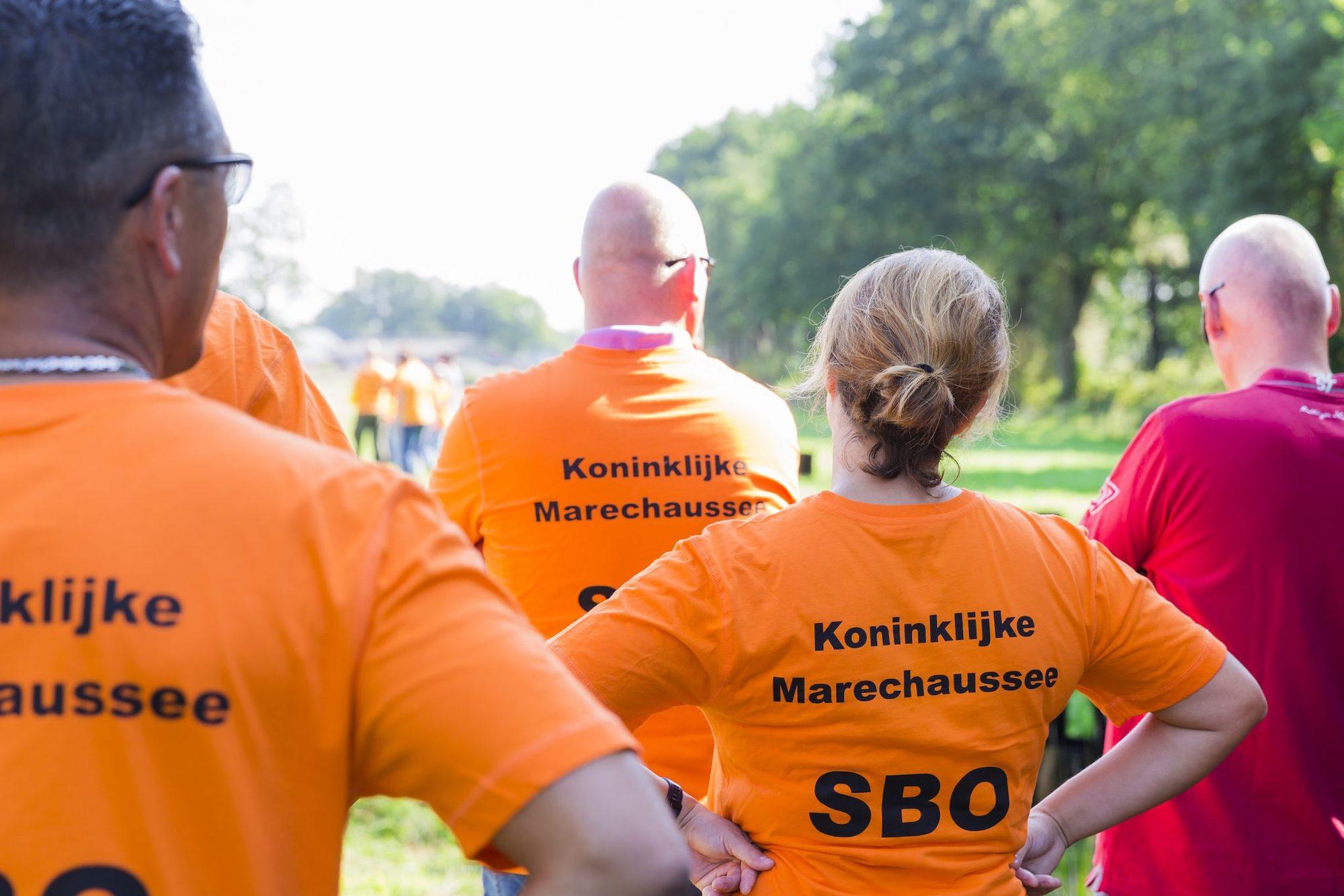 Teambuilding met de Koninklijke Marechaussee 6
