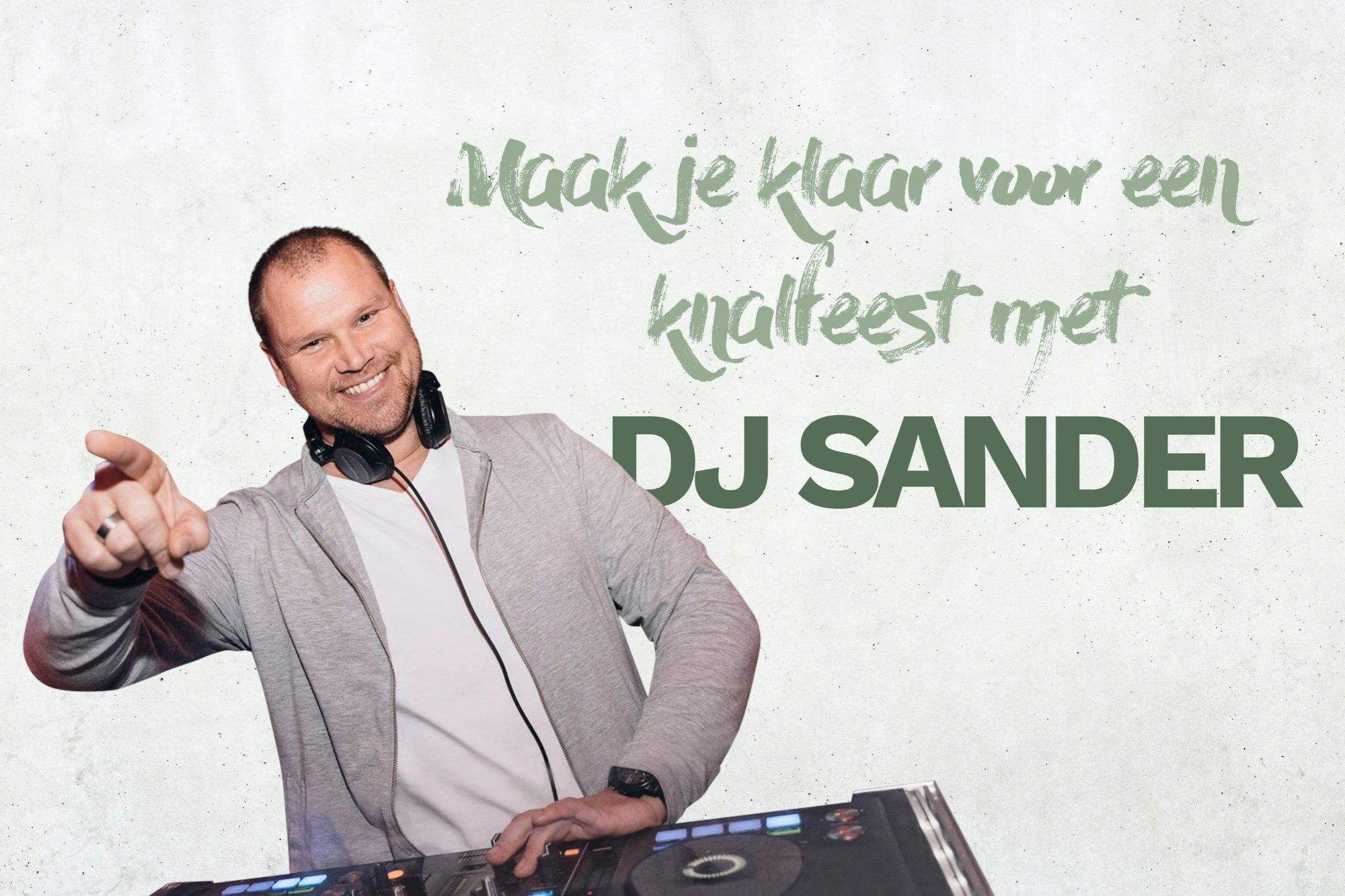 Foute quiz - DJ Sander