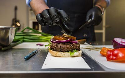 Wat een hamburger met vitaliteit te maken heeft