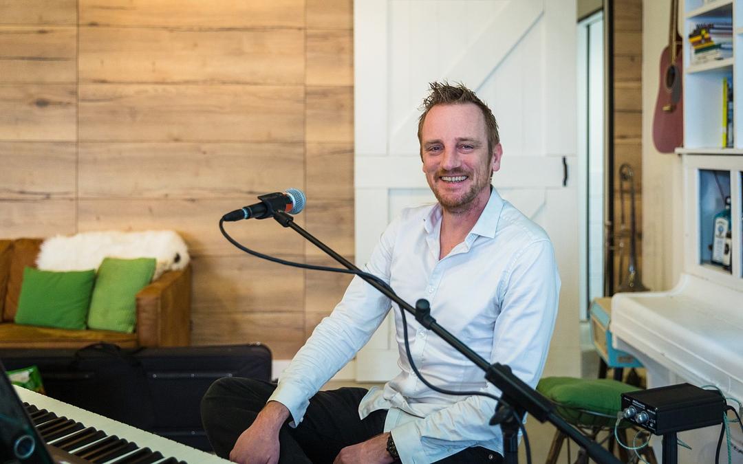Een interview met onze pianist Guido van Heuvelen