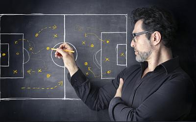 Voetbal vs. bedrijfsleven